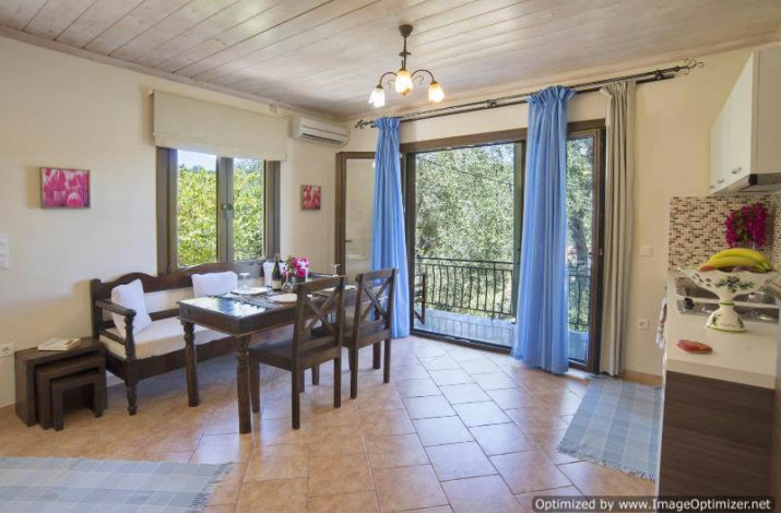 Eftihia Cottage, Loggos