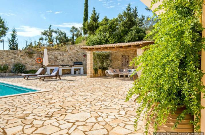 Villa Mousmouli, Fanariotatika, Paxos