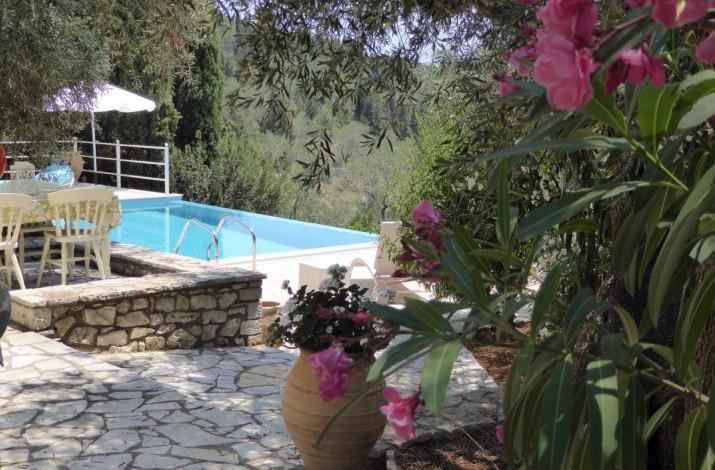 Villa Rosemary, Magazia, Paxos