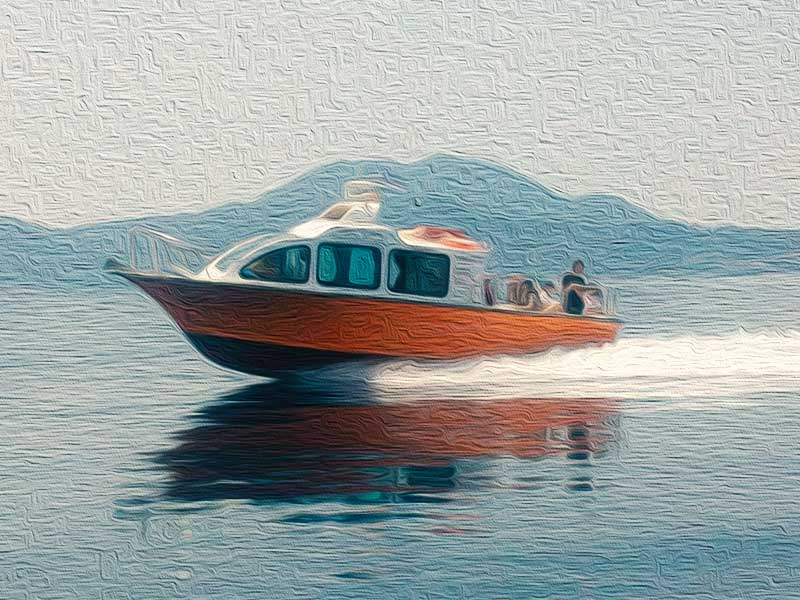 Private charter 24hr Sea Taxi